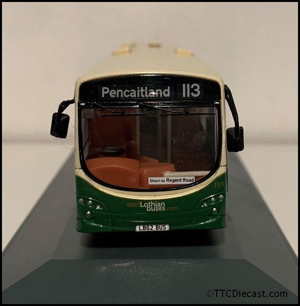 CORGI OM46703A WRIGHT Eclipse II - East Lothian Buses - 113 Pencaitland *PRE